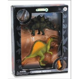 Coffret 2 merveilles Dinosaures Spinosaurus