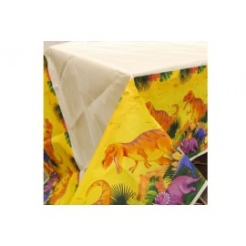 Nappe en PVC Prehistoric Party