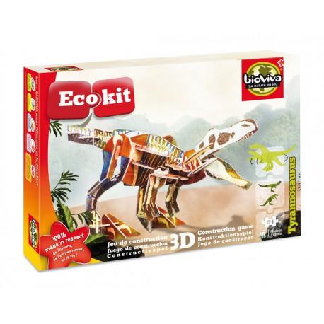 ECOKIT Construction 3D Tyrannosaurus