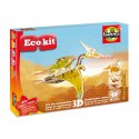 ECOKIT Construction dinosaure 3D Ptéranodon
