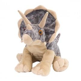 Peluche Dinosaure Triceratops - WILD REPUBLIC
