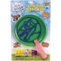 Baguette à bulles dinosaure avec Frisbee Wild Republic