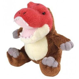 Mini peluche dinosaure T.rex Itsy Bitsy Wild Republic