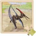 Puzzle en bois dinosaure Ptéranodon Wild Republic