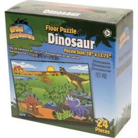 Puzzle dinosaure 24 pièces Wild Republic