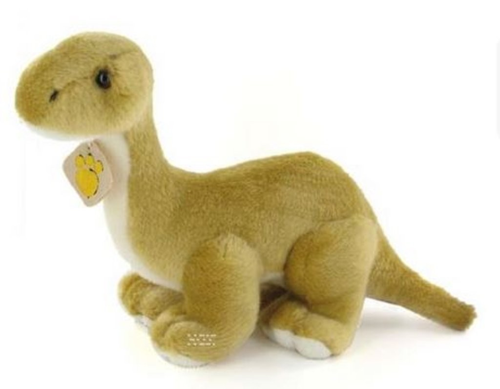 peluche dinosaure diplodocus 23 cm plush and company dino shop