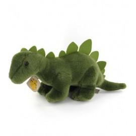 Peluche dinosaure Stégosaure 23 cm Plush and Company