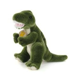Peluche dinosaure T Rex 30 cm Plush and Company