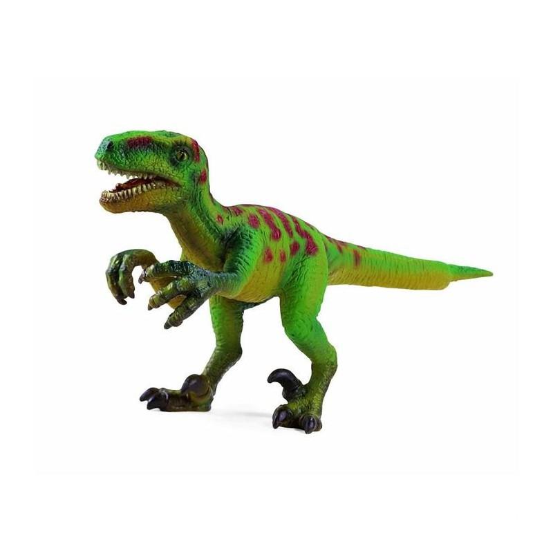 figurine dinosaure velociraptor 16 cm