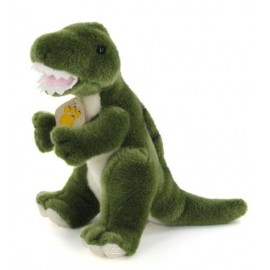 Peluche dinosaure T Rex 23 cm Plush and Company