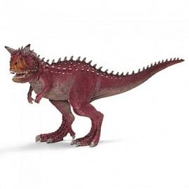 Figurine dinosaure Carnotaure avec mâchoire articulée
