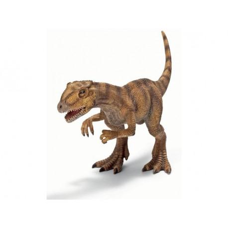 Figurine dinosaure Allosaure avec mâchoire articulée