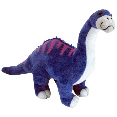 Peluche dinosaure Diplodocus Collection Dinomites