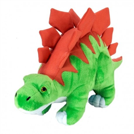 Peluche dinosaure Stégosaure Collection Dinomites