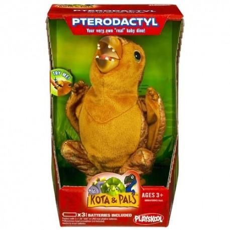 Peluche dinosaure Playskool interactive