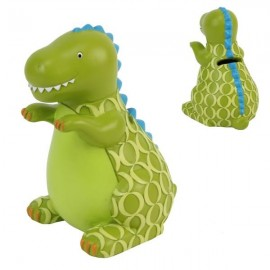 Tirelire originale dinosaure