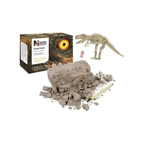 Kit de fouille squelette dinosaure