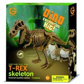 Kit de fouille dinosaure T-REX à déterrer