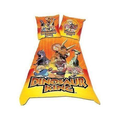 Dinosaure king housse couette - Housse de couette dinosaure ...