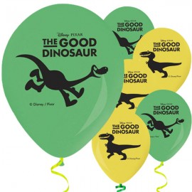 8 ballons gonflables pour anniversaire Le Voyage d'Arlo