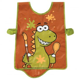 Tablier dinosaure pour enfant
