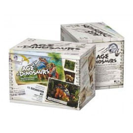 Kit de fouille dinosaures