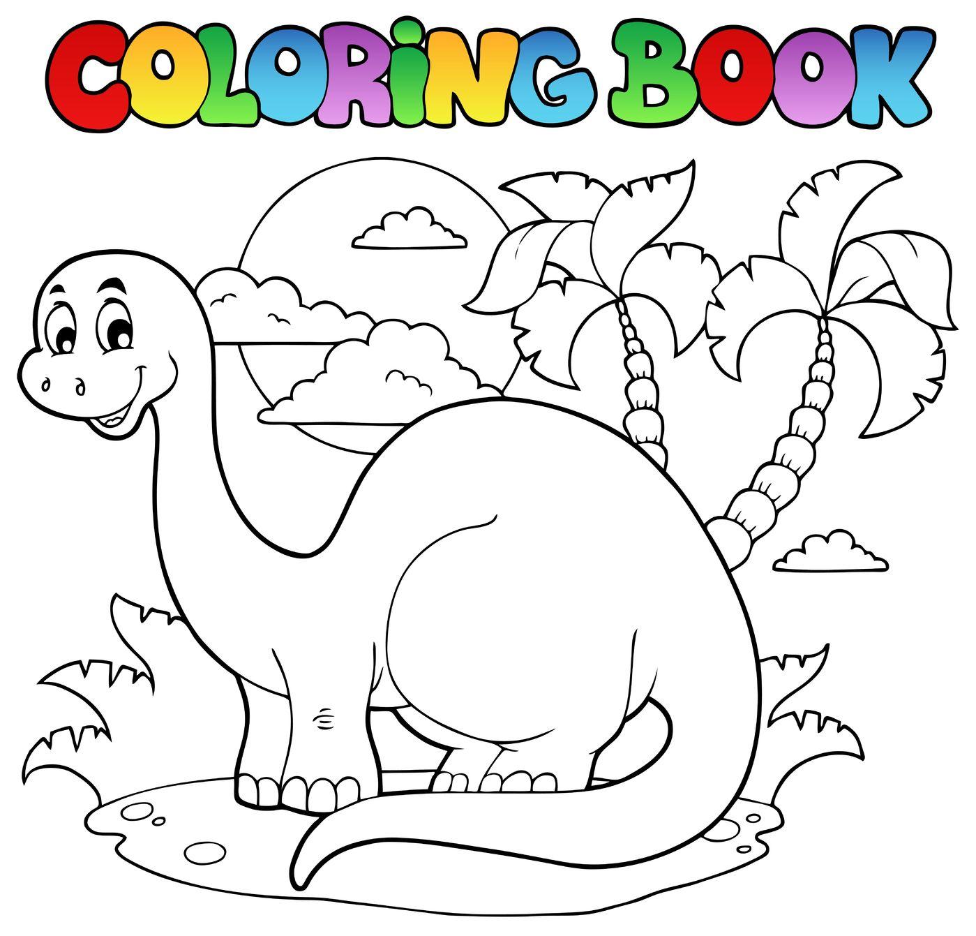 Coloriage gratuit dino shop - Coloriage enfants gratuit ...