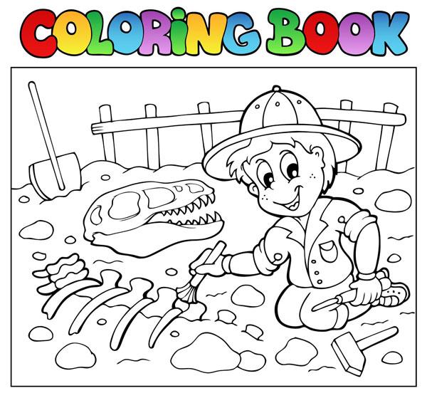 Coloriage gratuit pour enfant