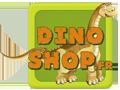 DINO-SHOP.FR : L'univers des dinosaures, jeux, jouets, peluches