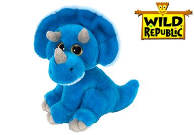 Triceratops peluche wild republic